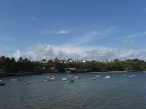 Dona Paula Beach in Panjim, Goa