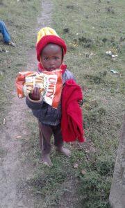 Hobeni Village Child