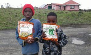 Hobeni Village Children